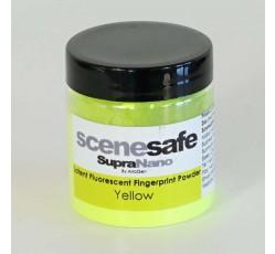 obrázek SupraNano prášek fluorescenční žlutý