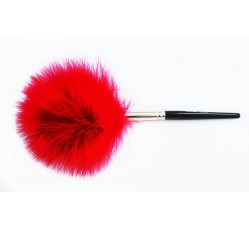 obrázek Štětec Marabu - červený, délka 22 cm, Sirchie