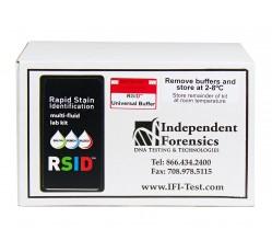 obrázek RSID - Sada na identifikaci skvrn slin, krve a spermatu