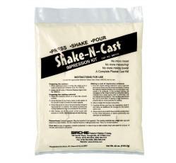 obrázek Shake-N-Cast, odlévací hmota s vodou v kapsli