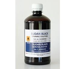 obrázek Sudan Black, roztok