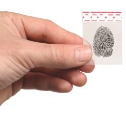 obrázek Adhezní fólie s pozadím, rozměr cca 3,8x5 cm