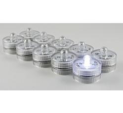obrázek Světýlko LED, bílé