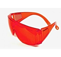obrázek Brýle bariérové červené