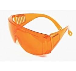 obrázek Brýle bariérové oranžové