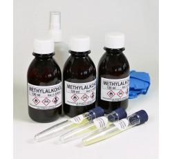 obrázek Ninhydrin - Souprava pro přípravu ninhydrinu v metylalkoholu