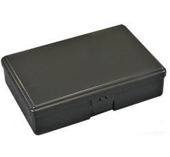 obrázek Box Euro, barva černá, 210x140x53 mm