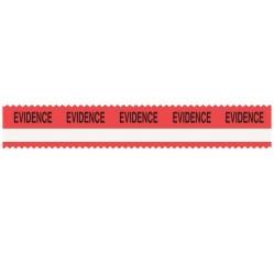 obrázek Páska s proužkem k popisu, červená
