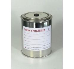 obrázek Nádoba na vzorky z požářiště s ventilem 750 ml