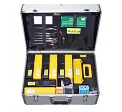 obrázek Kriminalistický kufr na místo činu, hliníkový