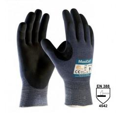 obrázek Rukavice MAXIFLEX CUT ULTRA 44-3745, modré, 1 pár