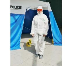 obrázek Ochranný oděv (kombinéza) MM TS s kapucí