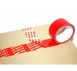 obrázek Páska bezpečnostní, červená